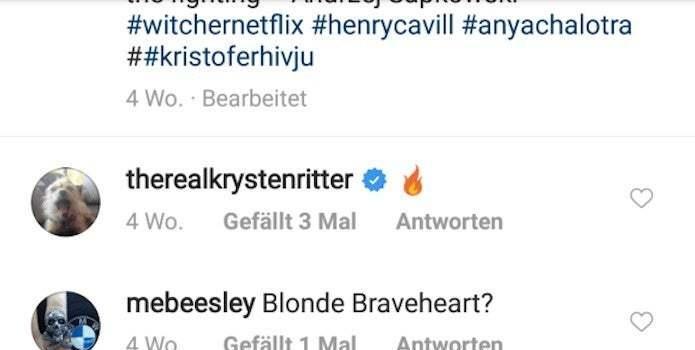 The Witcher 2: Kristofer Hivju (Tormund in Game of Thrones) entra nel Cast della Serie TV Netflix?