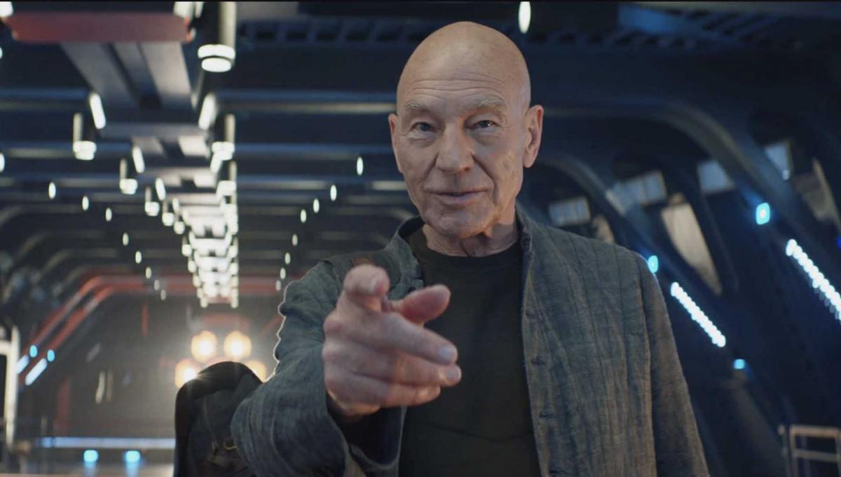 Star Trek: Picard - Svelato il nuovo Trailer della Serie TV di Prossima Uscita