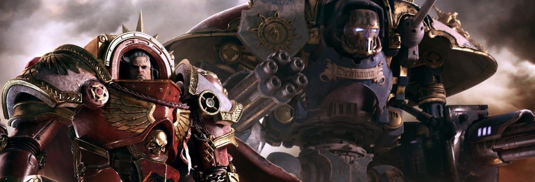 Warhammer 40.000: in Sviluppo una nuova Serie TV Antologica