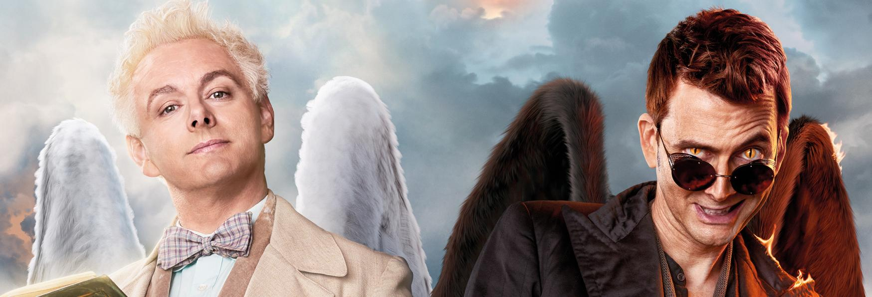 Good Omens: la serie TV con David Tennant e Michael Sheen Vince i Comedy Awards 2019