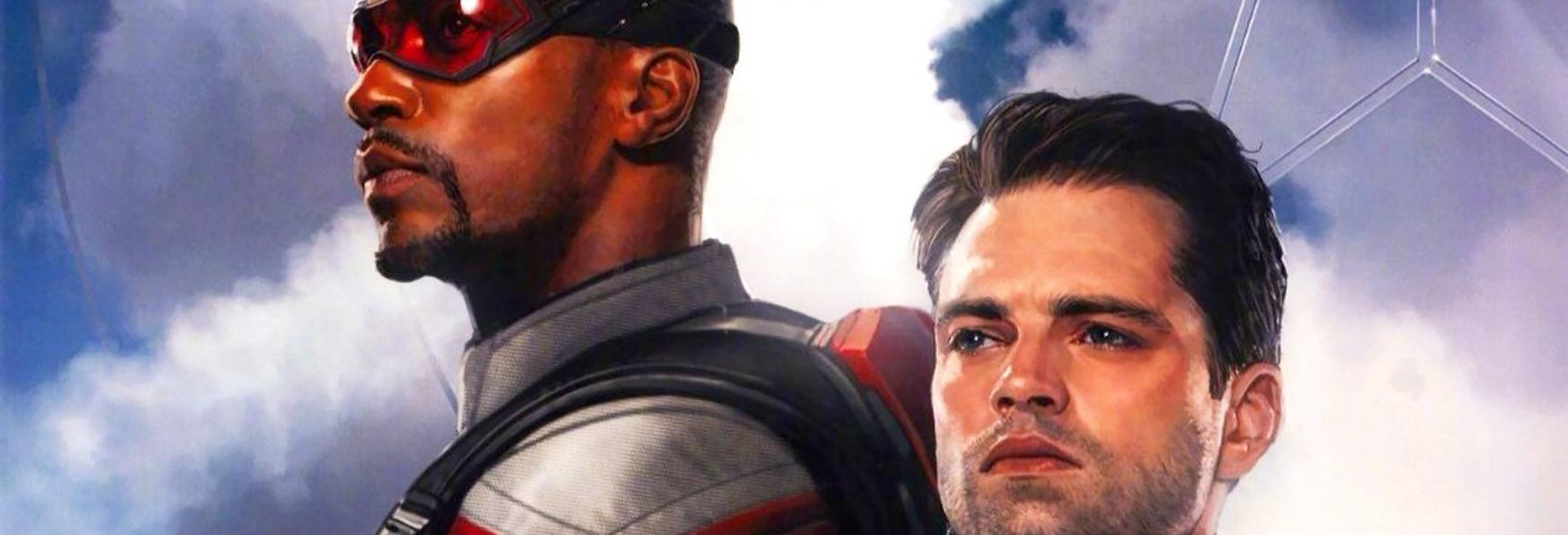 The Falcon and the Winter Soldier: la Sinossi Ufficiale della nuova Serie TV