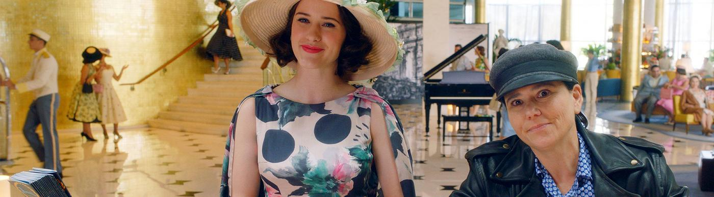 Rachel Brosnahan, Alex Borstein - La Fantastica Signora Maisel (The Marvelous Mrs. Maisel)