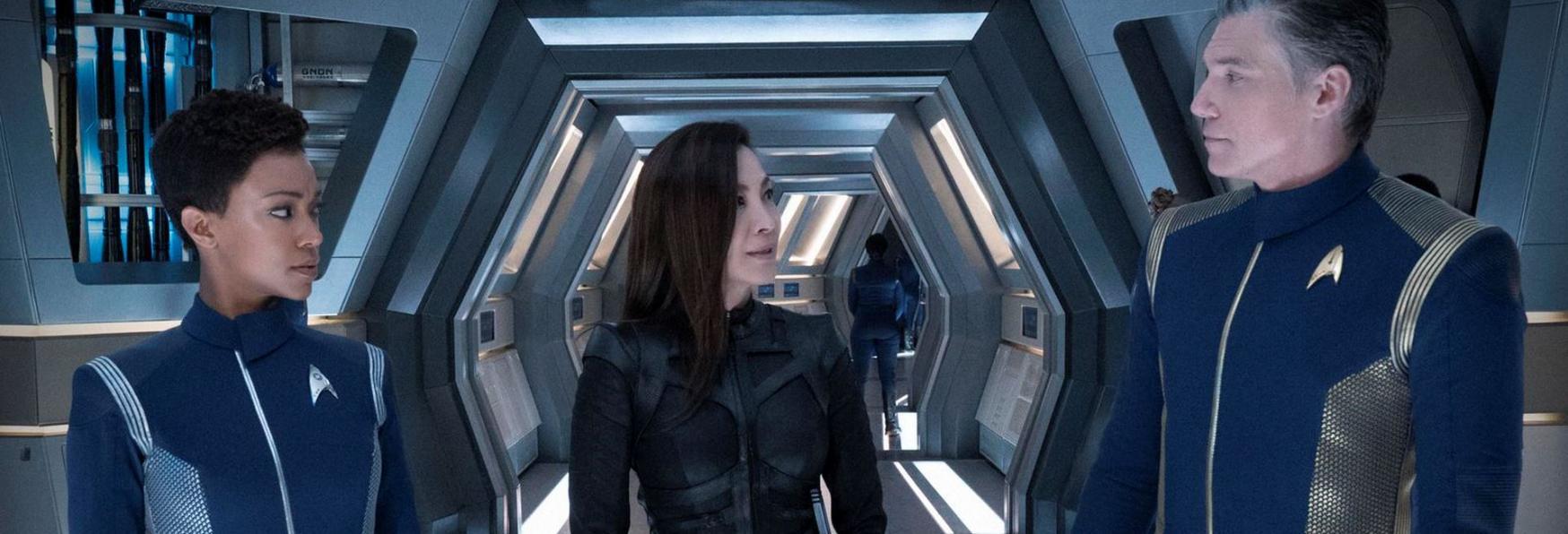 Star Trek: Discovery 3 - Finite le Riprese della nuova Stagione