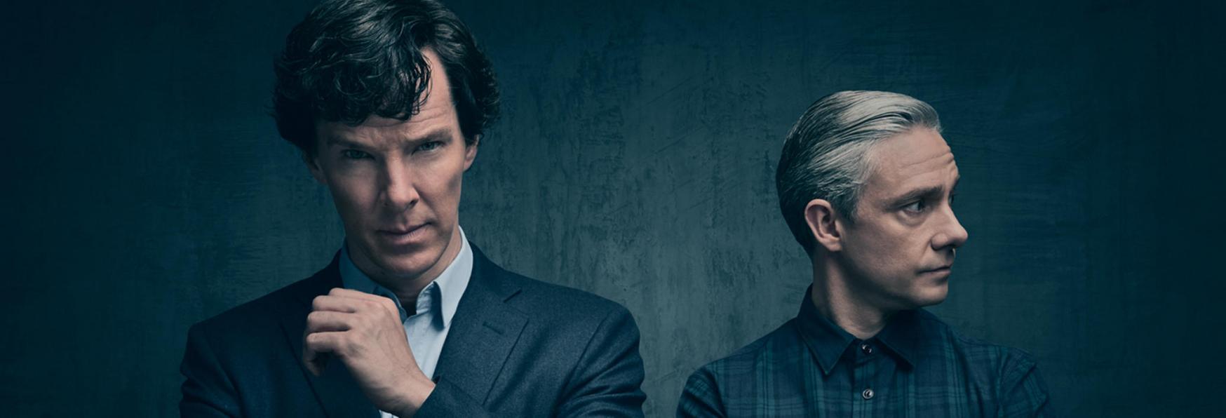 Dieci Curiosità che (forse) non sapevi su Sherlock, la Serie TV di BBC