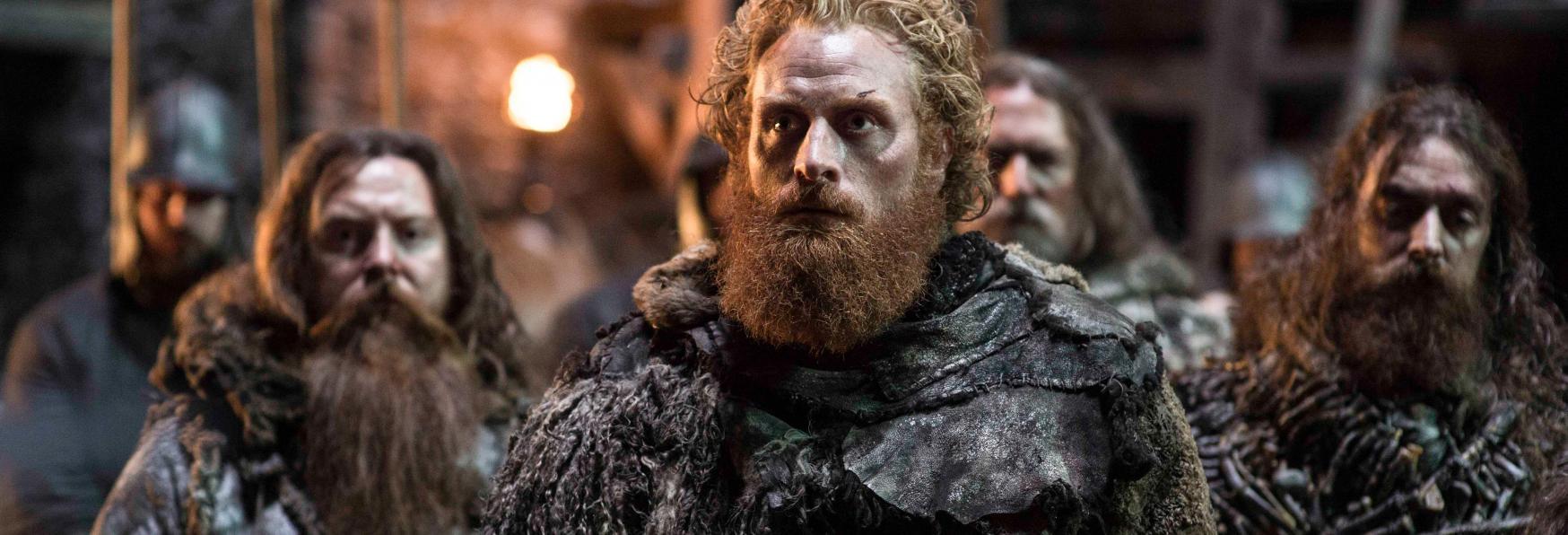 Kristofer Hivju (Tormund in Game of Thrones) è risultato Positivo al Coronavirus