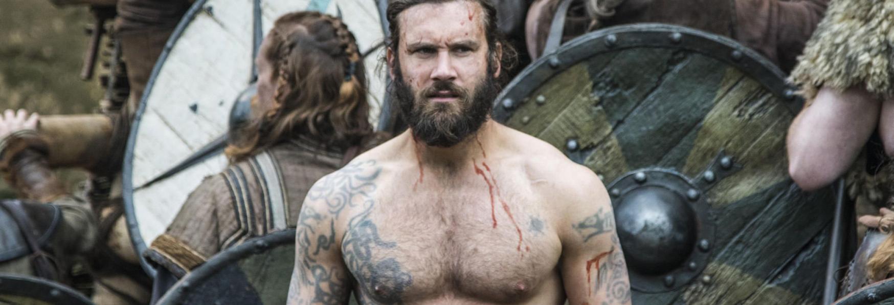 Vikings: conosciamo finalmente il Significato dei Tatuaggi di Rollo