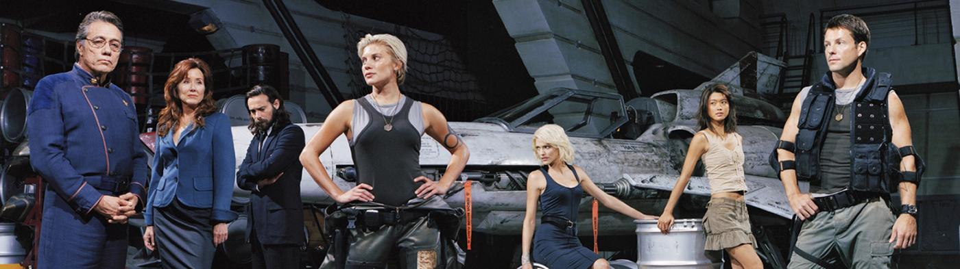 Se ti è piaciuta Battlestar Galactica dovresti guardare anche...