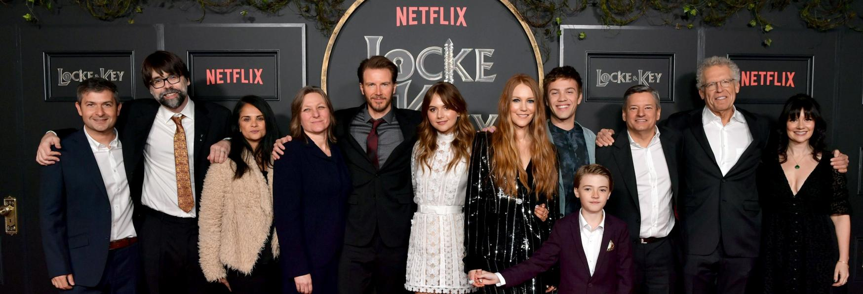 Locke & Key 2: Rinnovata per una nuova Stagione la Serie TV di Netflix