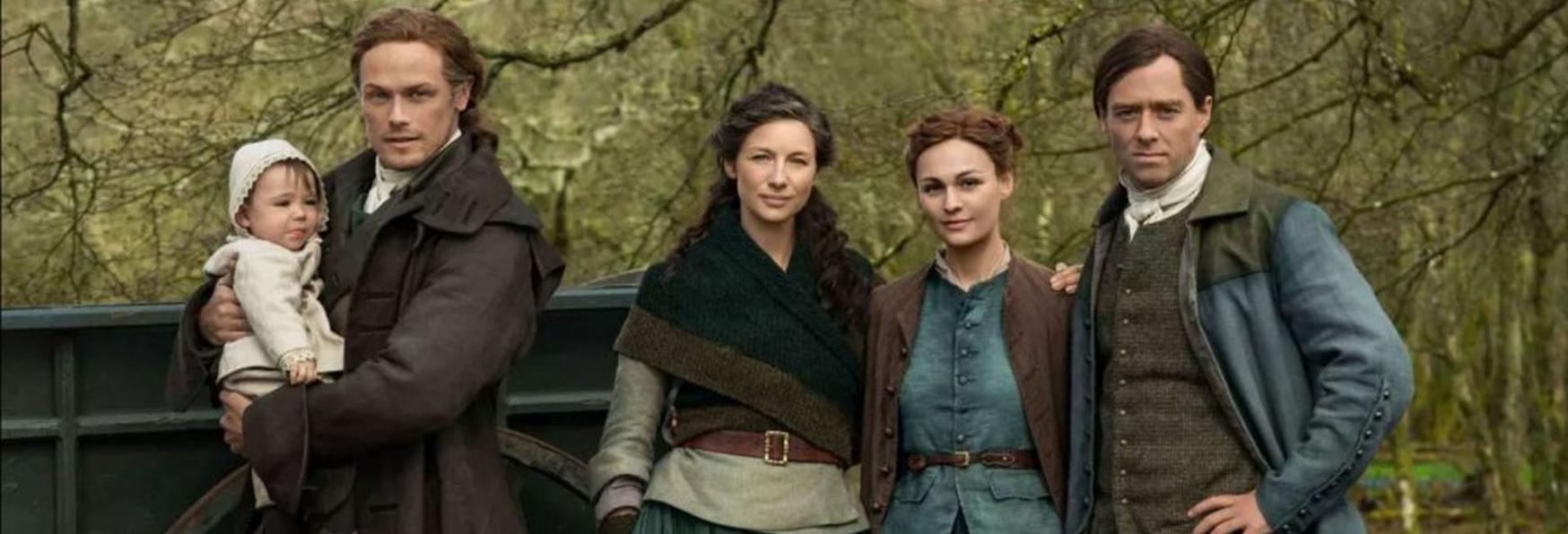 Outlander 5: l'Autrice non approva una Scena del Sesto Episodio