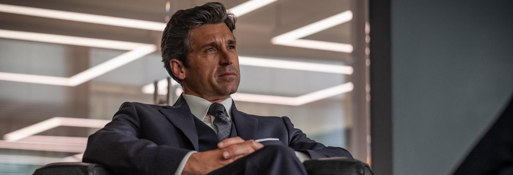 Diavoli: tutte le Informazioni Note sulla nuova Serie TV con Alessandro Borghi e Patrick Dempsey
