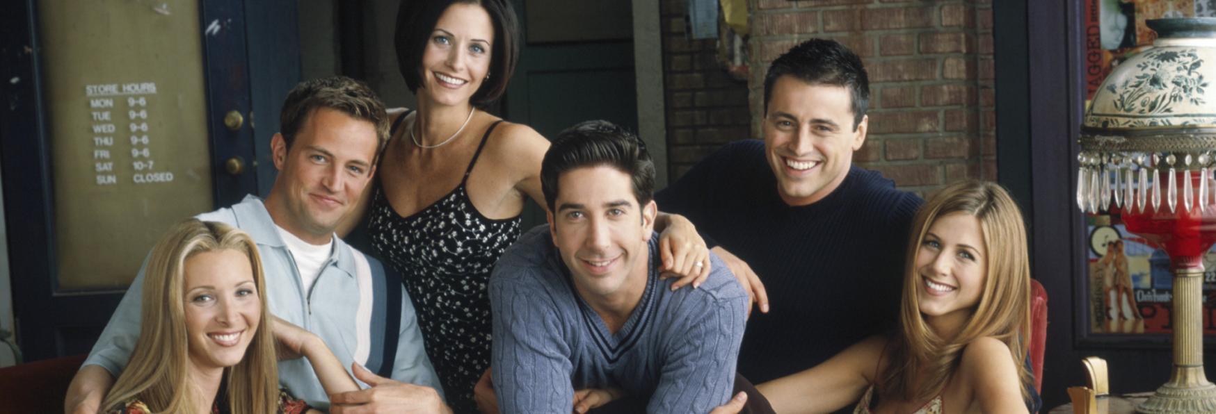 Friends: l'attesa Reunion è stata girata! Lo rivela Matt LeBlanc