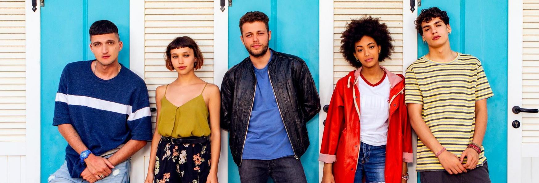 Summertime: Teaser Trailer della nuova Serie TV di Netflix ispirata a Tre Metri Sopra il Cielo