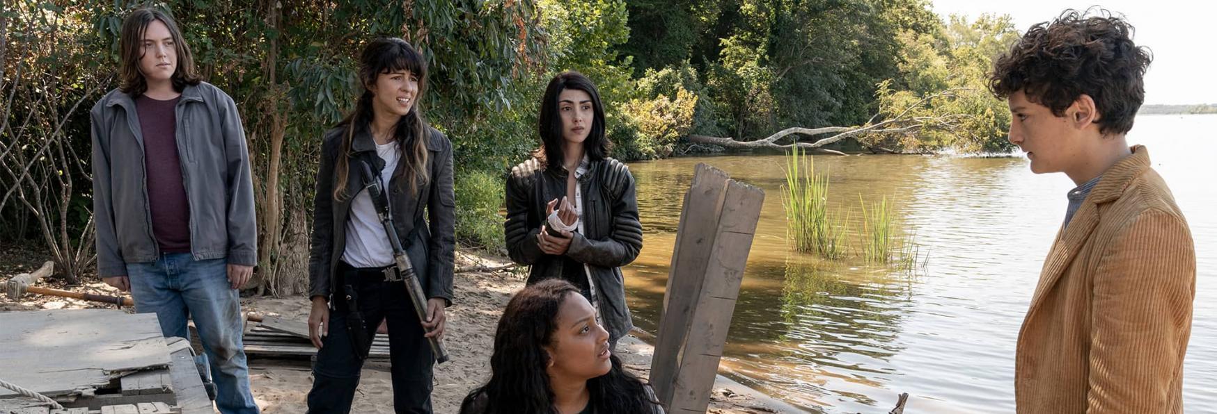 The Walking Dead: World Beyond - Anticipata la nuova Premiere dello Spin-off