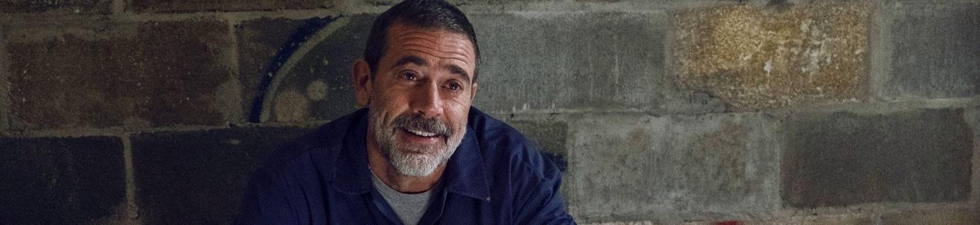 The Walking Dead: Jeffrey Dean Morgan svela un interessante Dettaglio sul Look di Negan