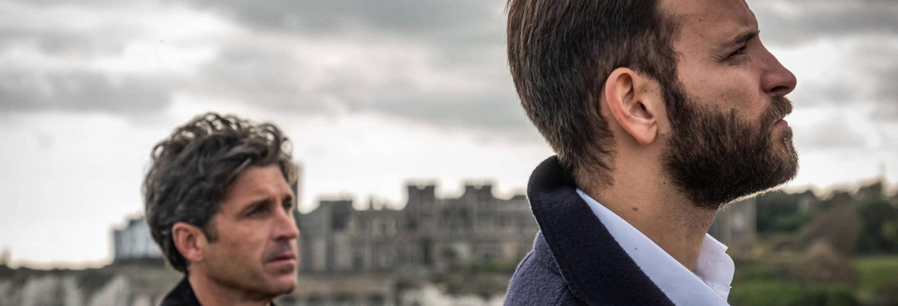 Diavoli: Numeri da Record per l'Esordio della nuova Serie TV Sky con Alessandro Borghi e Patrick Dempsey