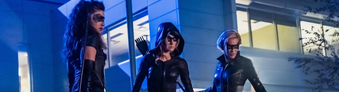 Arrow: Katie Cassidy ci aggiorna sullo Stato attuale dello Spin-off