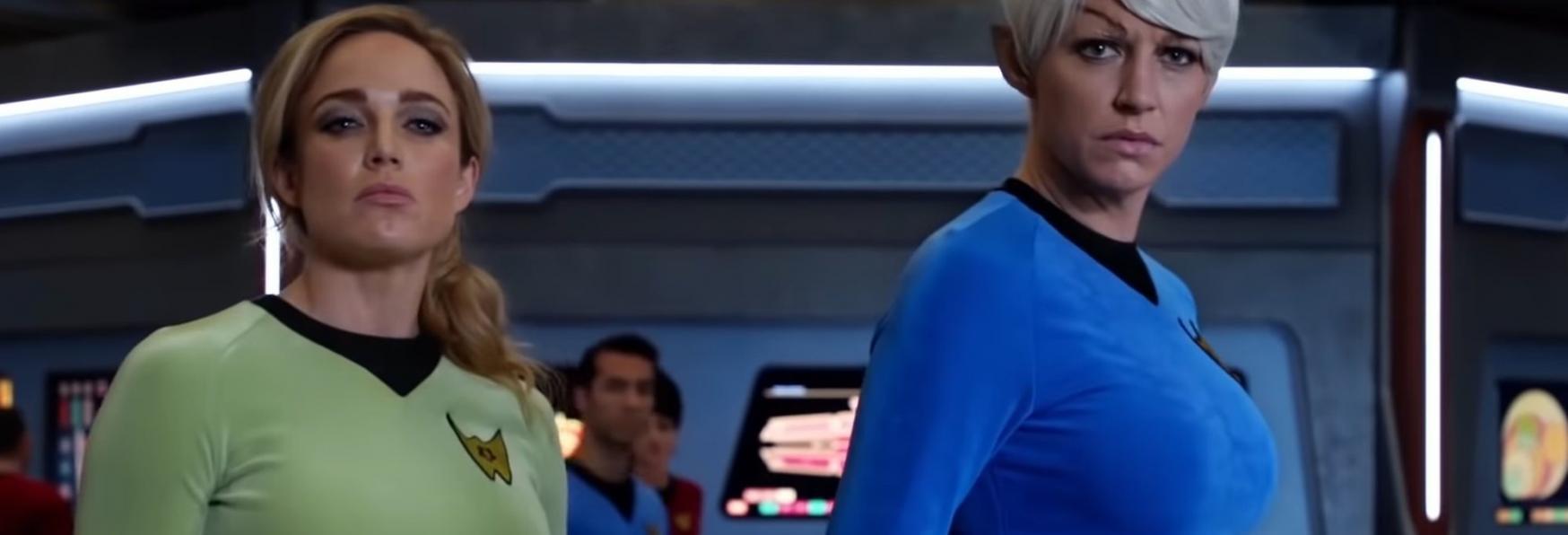 Legends of Tomorrow 5: Interessanti Citazioni su Friends e Star Trek nel nuovo Trailer