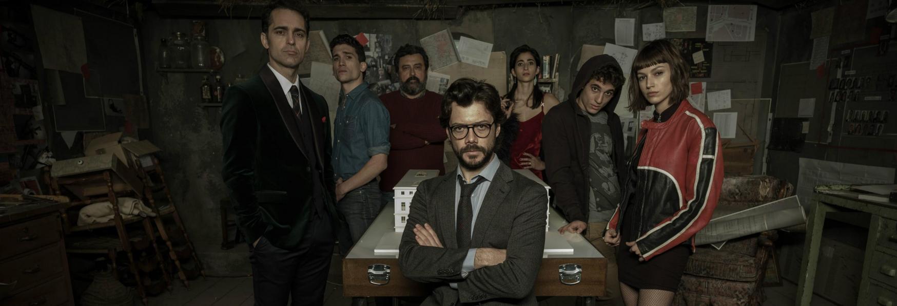 La Casa di Carta 4: Numeri Incredibili per la Serie TV di Netflix