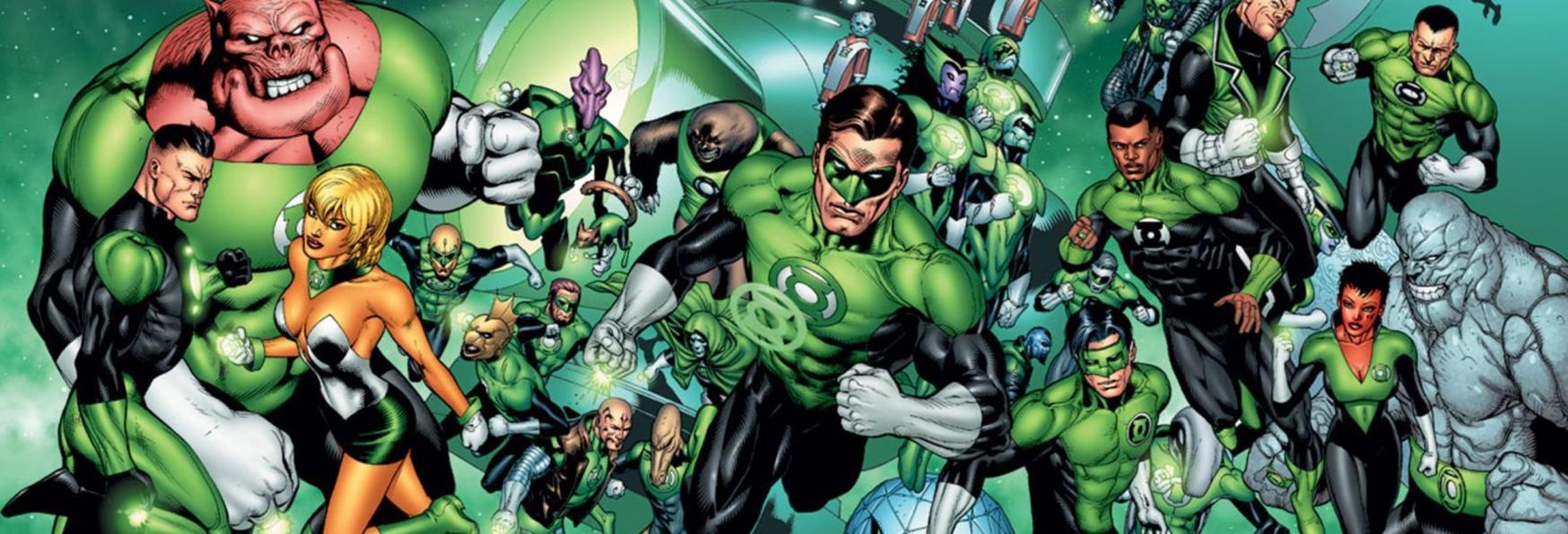 Green Lantern: Geoff Johns produrrà la nuova Serie TV di HBO Max