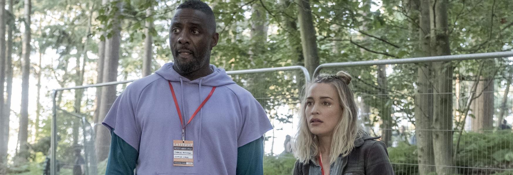 Turn Up Charlie: Cancellata la Serie TV di Netflix con Idris Elba