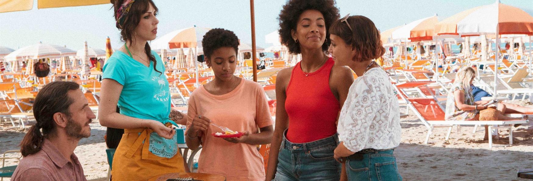 Summertime: la nuova Serie TV ispirata a Tre Metri Sopra il Cielo è disponibile su Netflix
