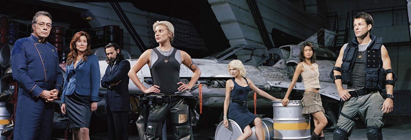 Battlestar Galactica: ecco lo Scrittore della nuova Serie TV Reboot targato Peacock