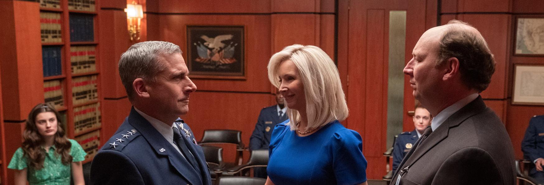 Space Force: l'esilarante Teaser Trailer della nuova Serie TV targata Netflix
