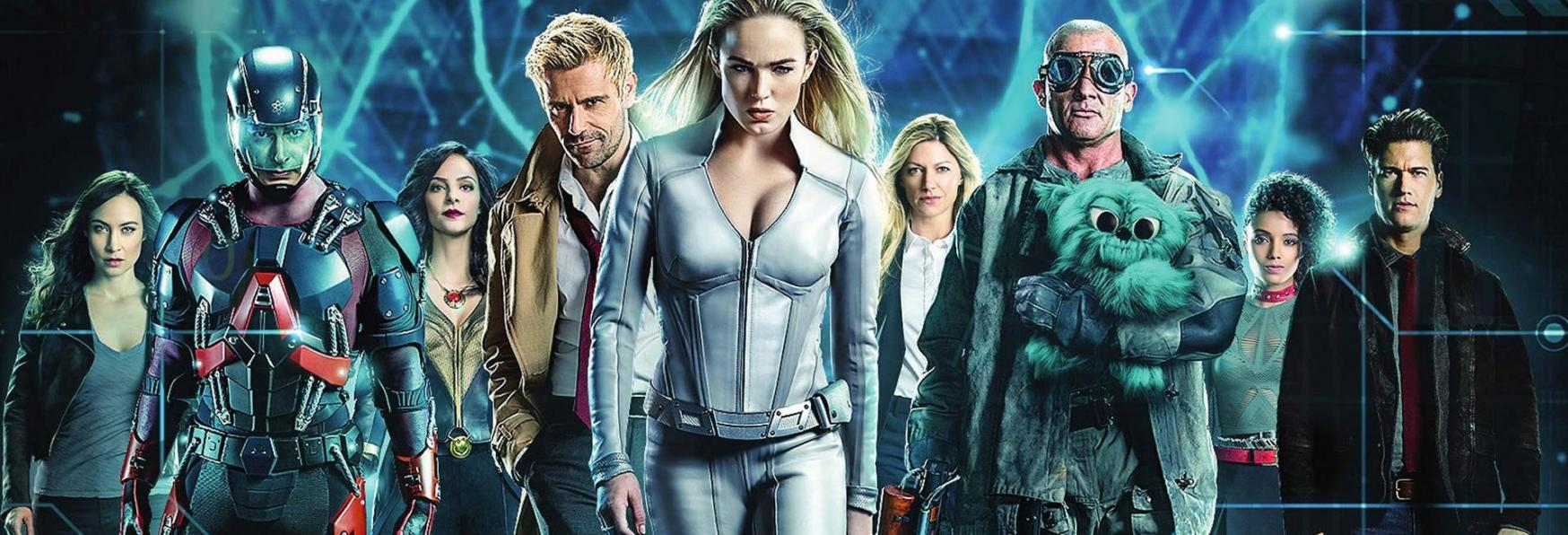 DC's Legends of Tomorrow: Recensione della Serie TV targata The CW