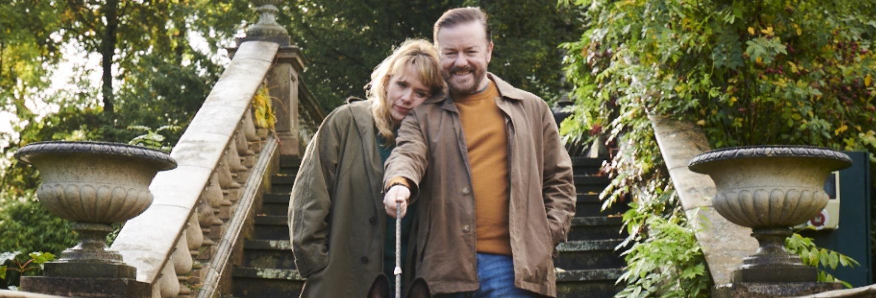 After Life: Recensione della nuova Serie TV Netflix di e con Ricky Gervais