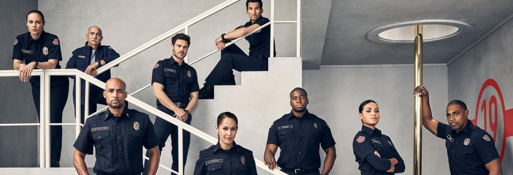 Station 19: i Personaggi di Grey's Anatomy nel Trailer dell'Episodio Finale
