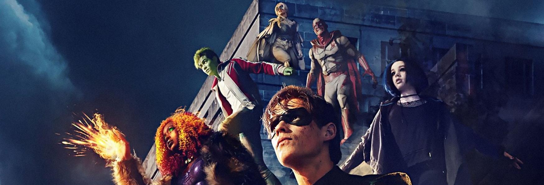 Titans: Recensione della Serie TV di Supereroi targata DC Universe