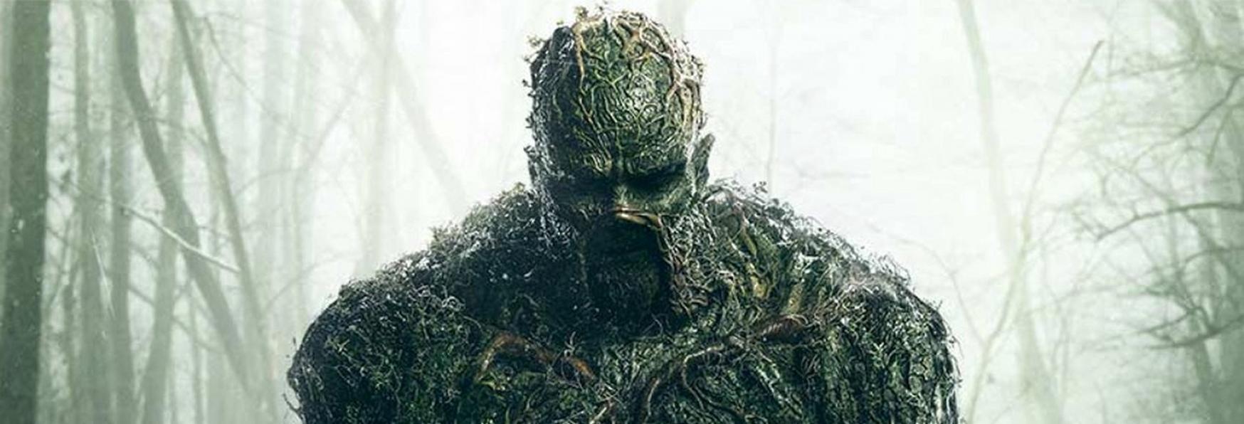 La Rete The CW acquista varie Serie TV tra cui Swamp Thing. Nuovi Episodi in arrivo?