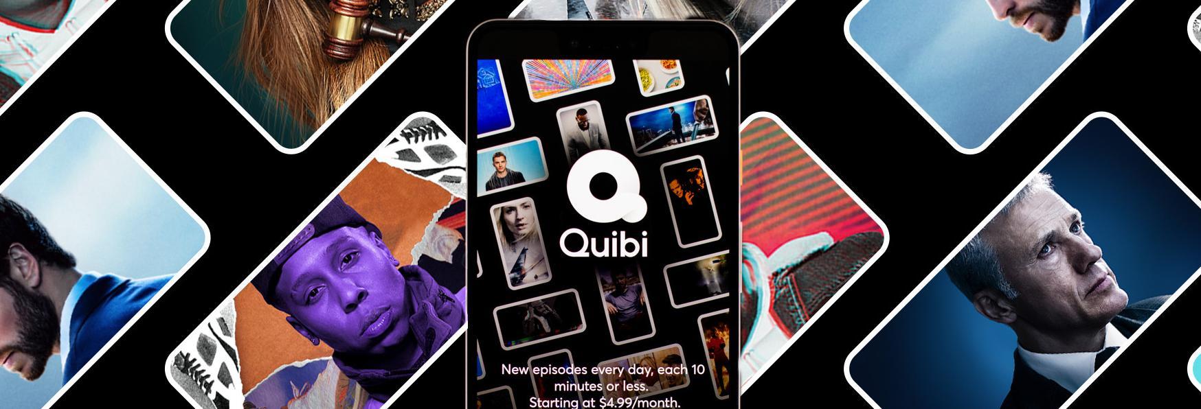 Quibi: la Piattaforma di Streaming sarà presto Disponibile sulla TV