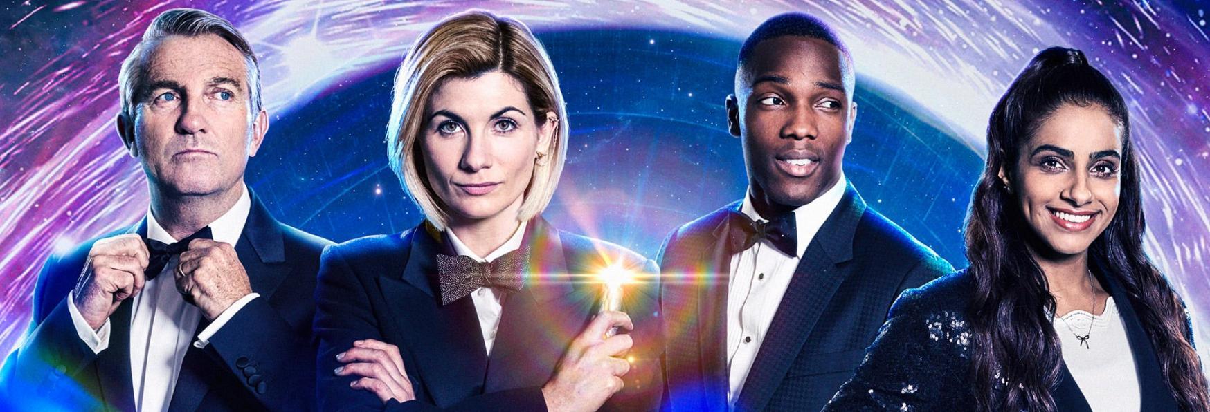 Doctor Who: lo Speciale Natalizio è ad ora in Post-produzione. Riprese Concluse prima del Lockdown