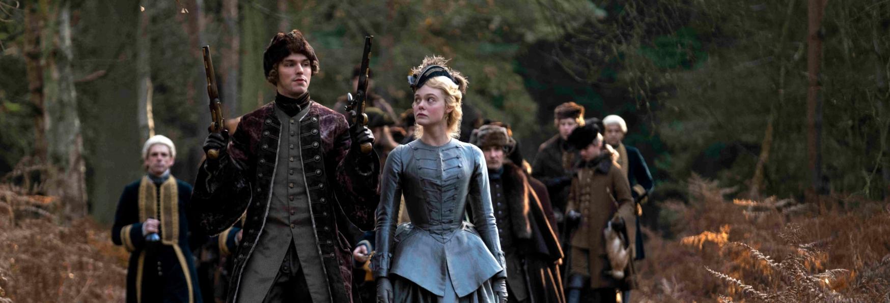The Great: la Recensione del primo Episodio della nuova Serie TV su Caterina la Grande