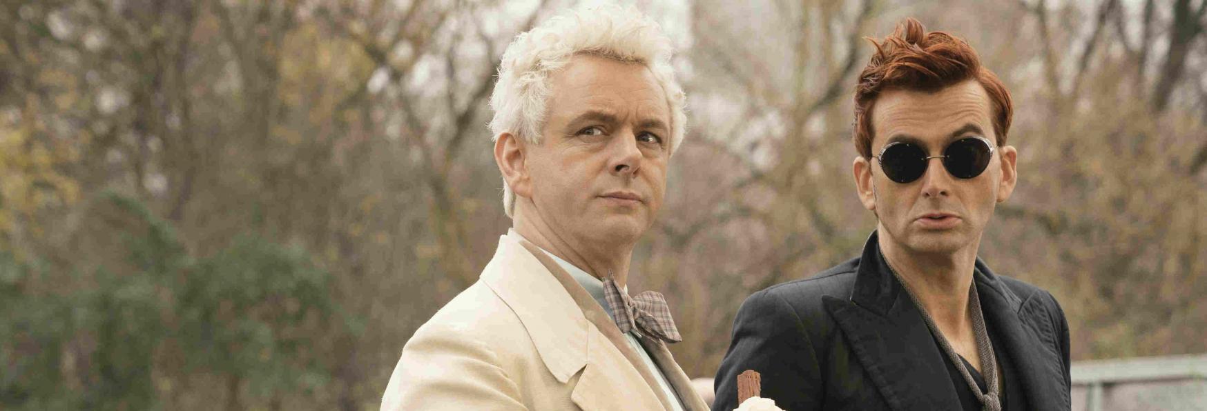 Staged: David Tennant e Michael Sheen insieme in una nuova Commedia BBC