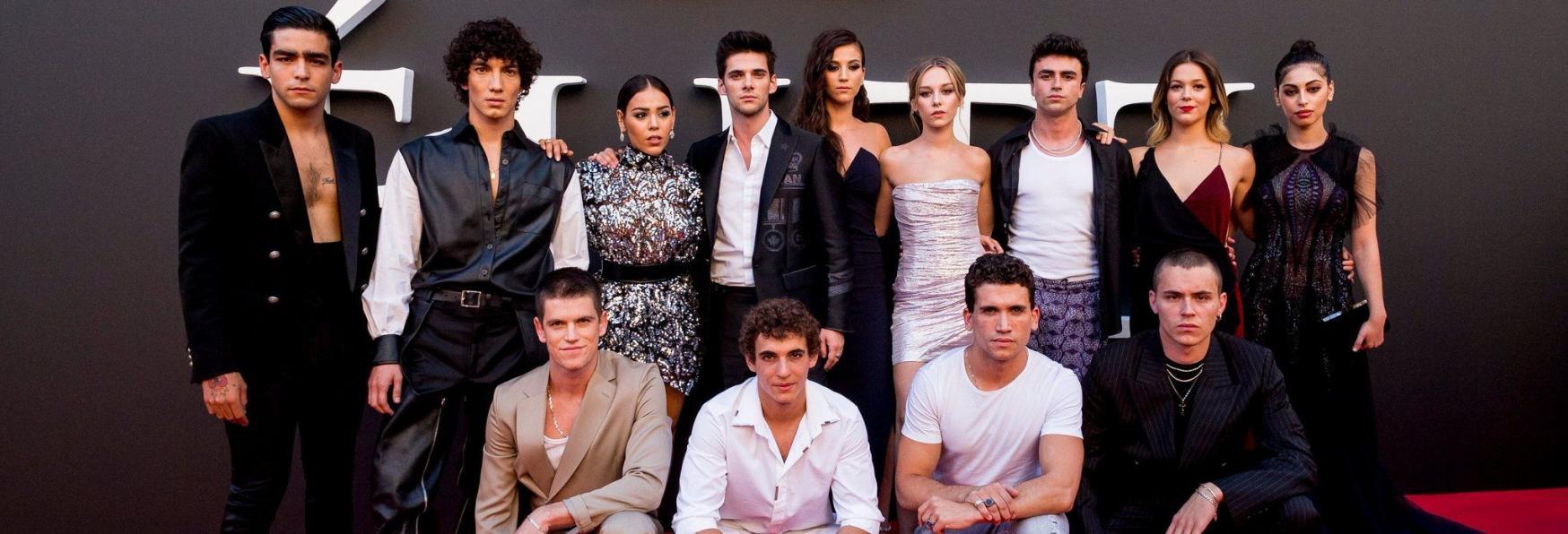 Élite 4: i Cambi di Cast nella prossima Stagione della Serie TV Netflix