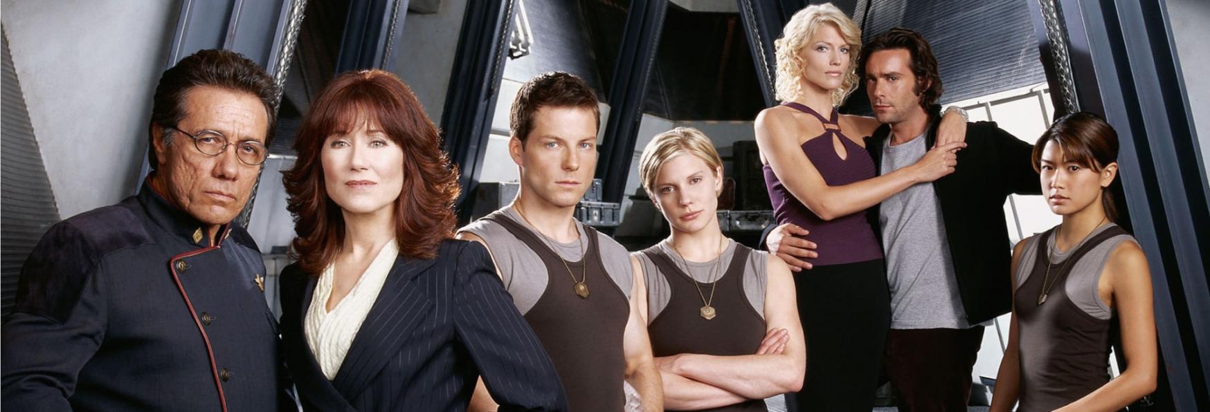 Un nuovo Reboot di Battlestar Galactica con Sam Esmail (Mr. Robot) come Produttore