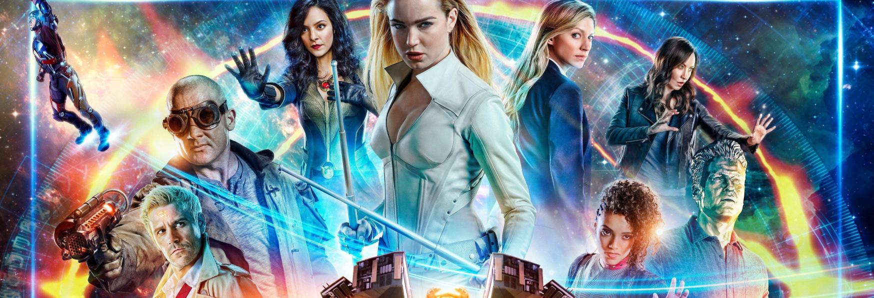 Legends of Tomorrow 5: pubblicato il Teaser del Finale di Stagione