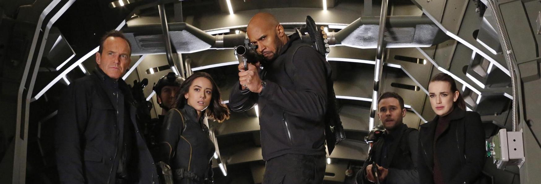Agents of S.H.I.E.L.D. - Uno Spin-off della Serie TV? I Produttori rispondono ai Rumor