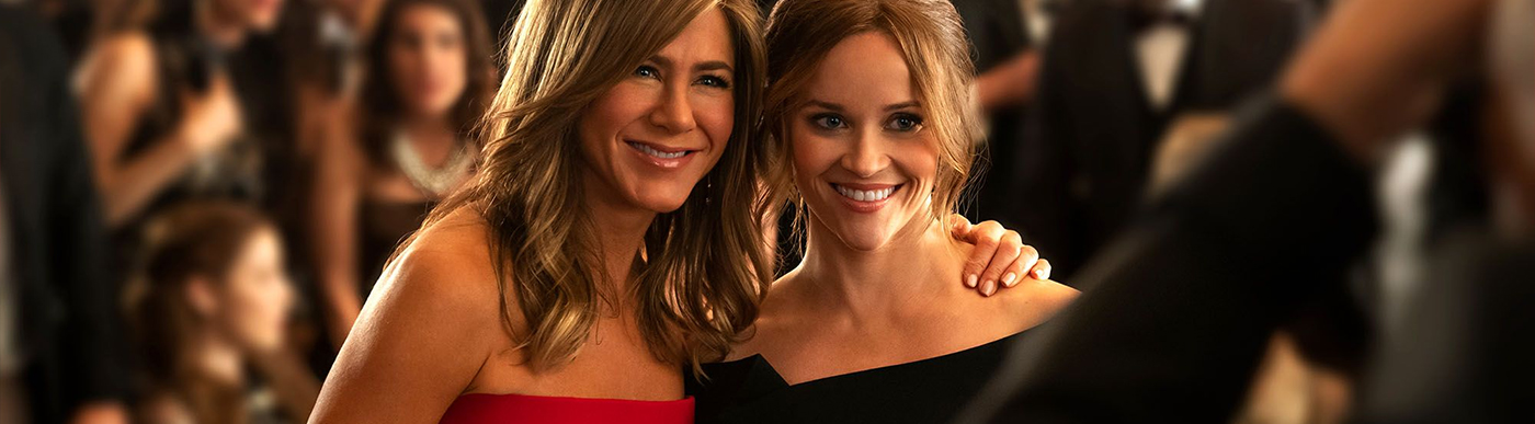 Reese Witherspoon, Jennifer Aniston - The Morning Show