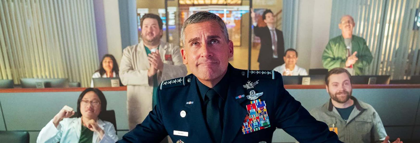 Space Force: Netflix registra il Marchio prima dell'Esercito degli Stati Uniti