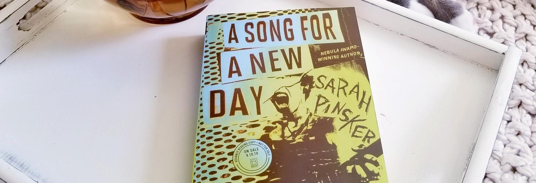 A Song For A New Day: una Serie TV sul Romanzo di Sarah Pinsker
