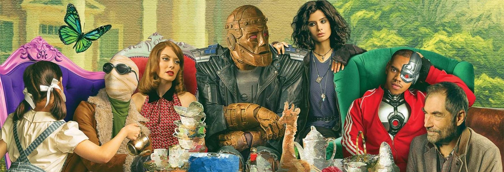 Doom Patrol 2: in arrivo la nuova Stagione della Serie TV HBO. Tutte le Informazioni Note