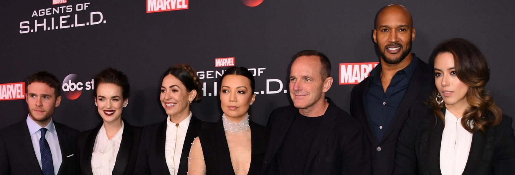 Agents of S.H.I.E.L.D. 7: il Finale di Stagione sarà Spettacolare e con grandi Effetti Speciali