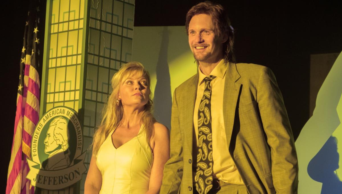 On Becoming a God: arriva su TIM Vision la Serie TV con Protagonista Kirsten Dunst