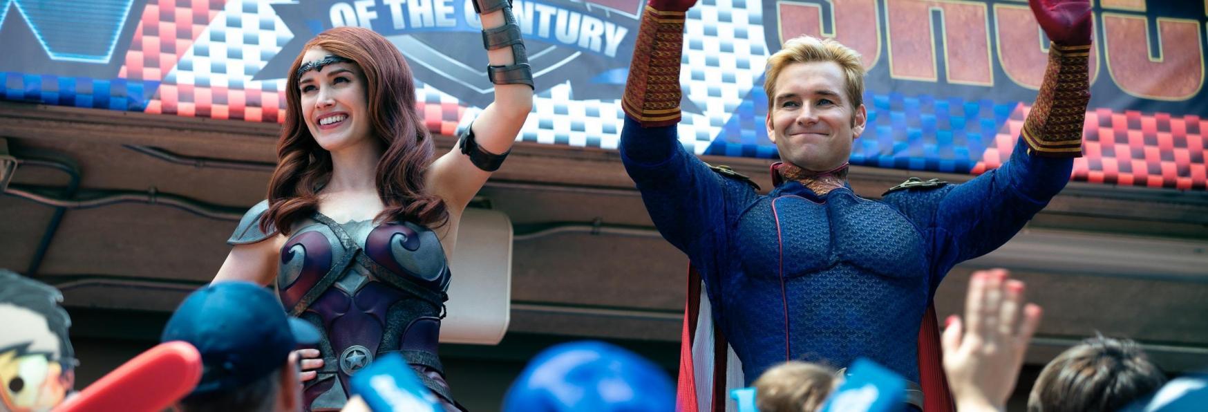 The Boys: la Vera Differenza dalle altre Serie TV di Supereroi, secondo gli Autori