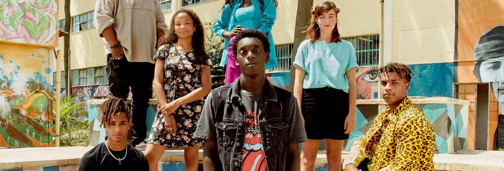 Zero: inizia la Produzione della nuova Serie TV Netflix Italiana