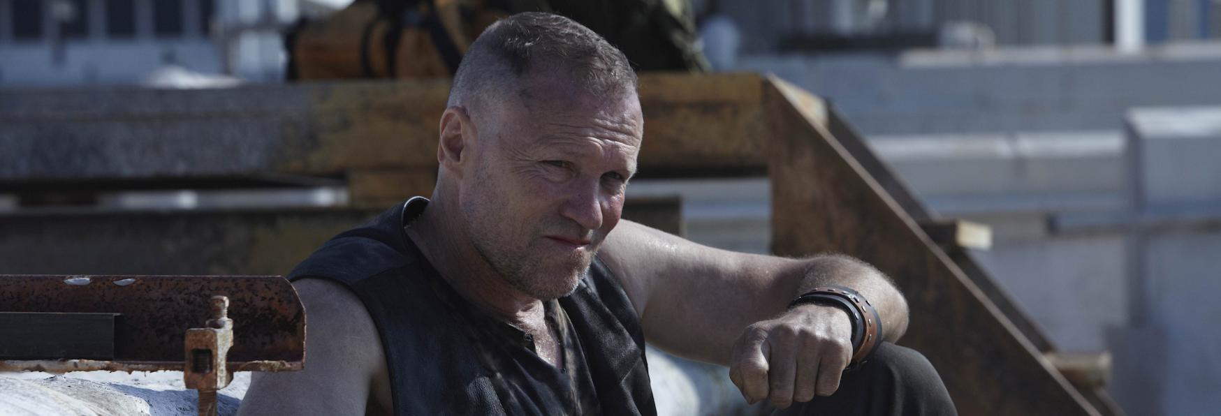 The Walking Dead: Michael Rooker racconta che la Produzione era inizialmente Indecisa riguardo Merle
