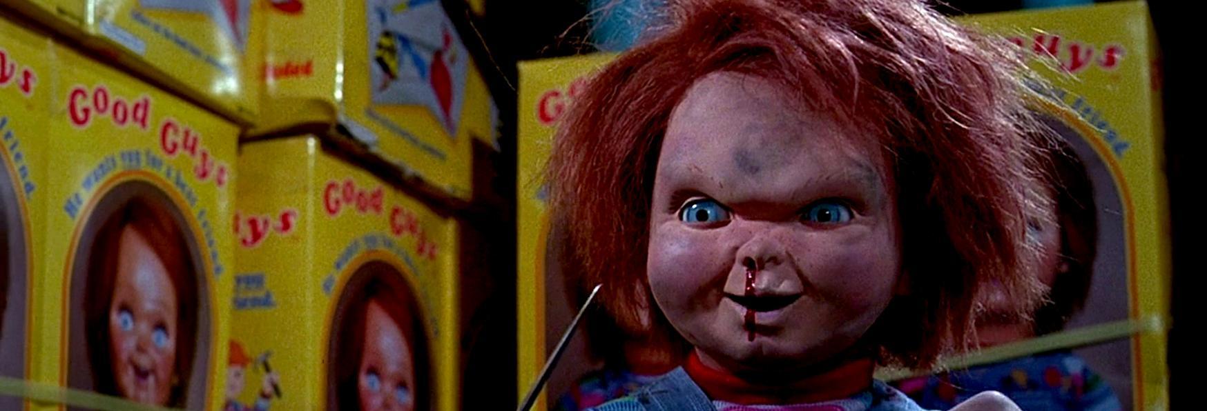 Chucky la saga